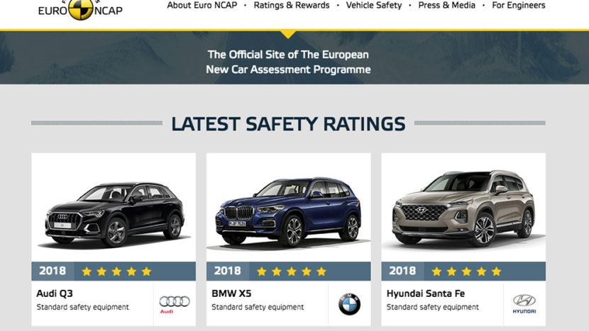 EuroNCAP - istoria European New Car Assessment Programme