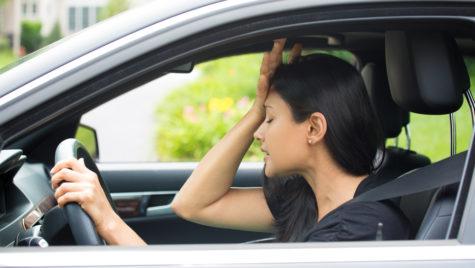 De ținut minte: stăpânește-ți nervii la volan!