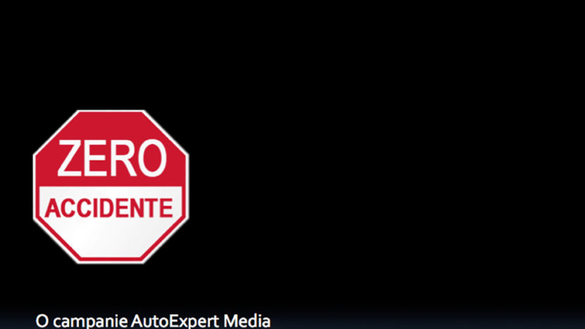 """Campania """"Zero-accidente"""" lansată de AutoExpert Media"""