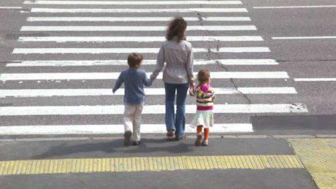 Copiii, victime ale accidentelor rutiere