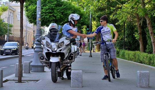 bicicliştii