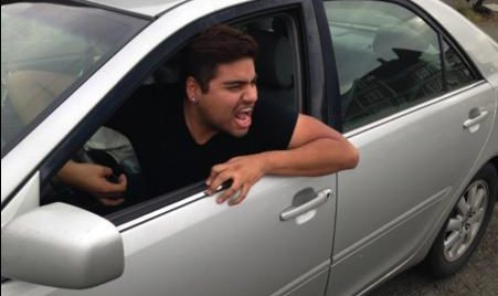 Agresivitatea la volan, printre cauzele accidentelor rutiere