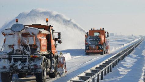 CNAIR a pregătit aproape 4.000 de autoutilaje pentru intervenţii pe timpul iernii