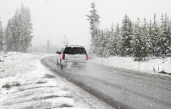 Ştii să circuli în siguranţă iarna?