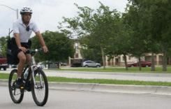 Amenzile pentru biciclişti vor scădea. Legea, trimisă la promulgare