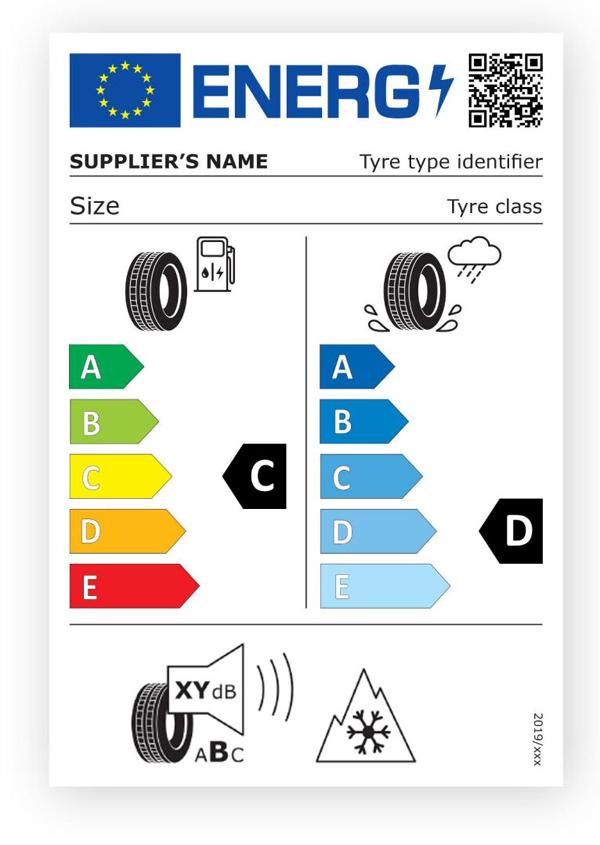 noua etichetă UE pentru anvelope