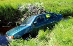 Peste 70% dintre accidentele cu un singur vehicul sunt produse de autoturisme