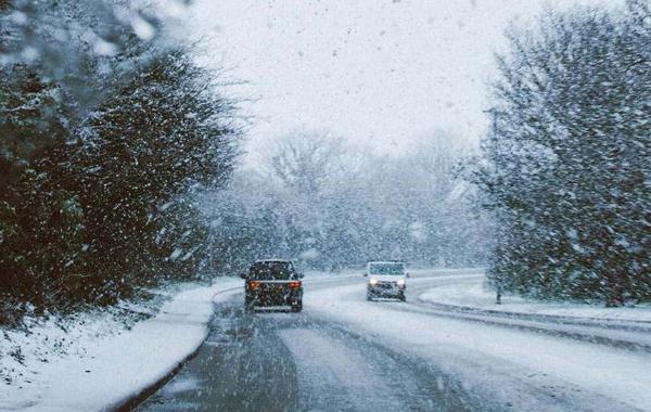 iarna la volan