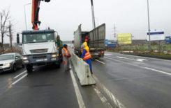 Cum creşte siguranţa rutieră prin montarea de parapeţi