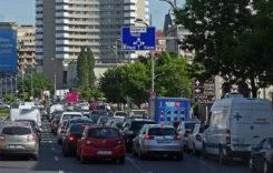 Peste jumătate dintre şoferi nu se simt în siguranţă în trafic
