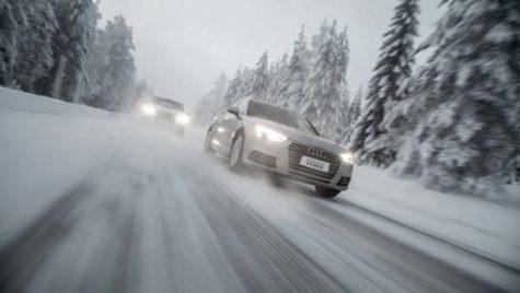 Sondaj: Şoferii europeni se tem de viteză şi de drumurile acoperite cu zăpadă
